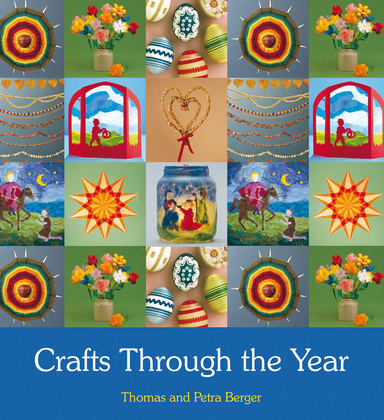 Thomas, Petra Berger: Crafts through the year